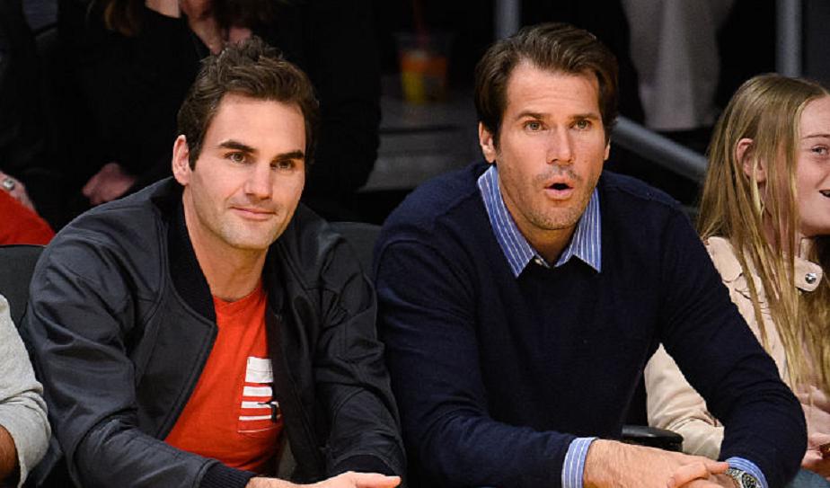 Haas explica por que razão Federer nunca paga os jantares que lhe deve
