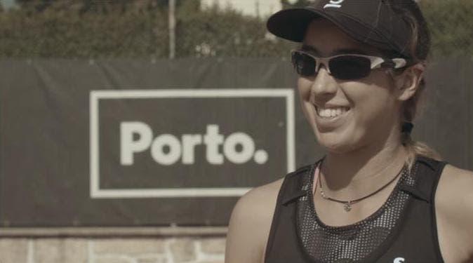 Inês Murta campeã de pares no ITF de Amarante