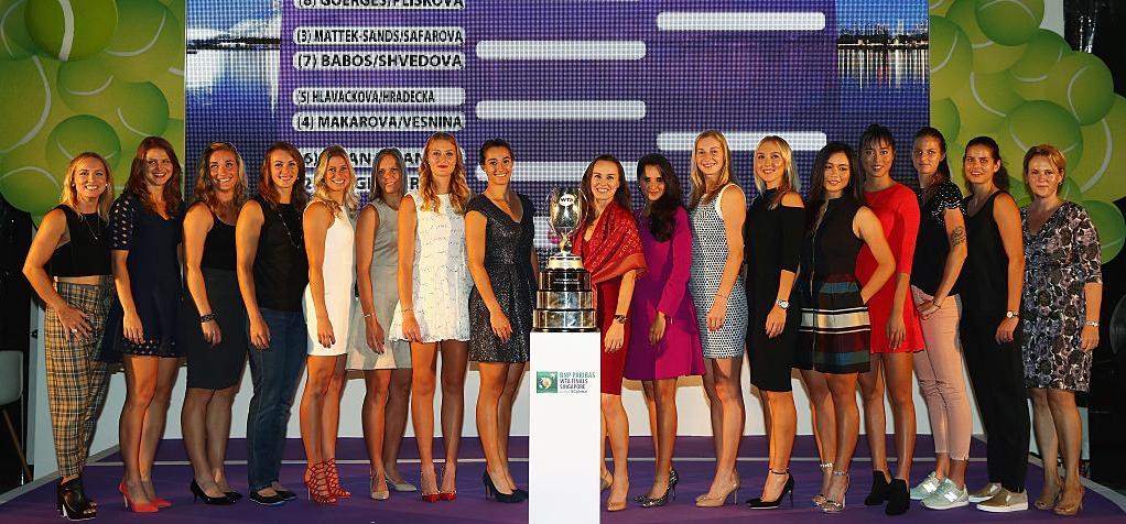 WTA Finals. Novo formato do torneio de pares é muito criticado