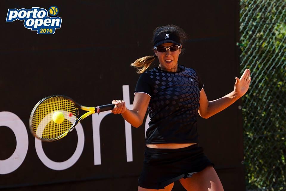 Nina Stadler nega 2.º título seguido a Inês Murta e ganha o Porto Open