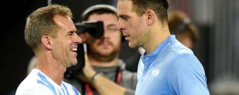 Caos da Argentina: Federação despede selecionador da Davis e contrata trio de ex-top 10