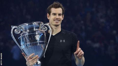 Andy Murray brilha nos prémios do Eurosport ao lado… de Cristiano Ronaldo