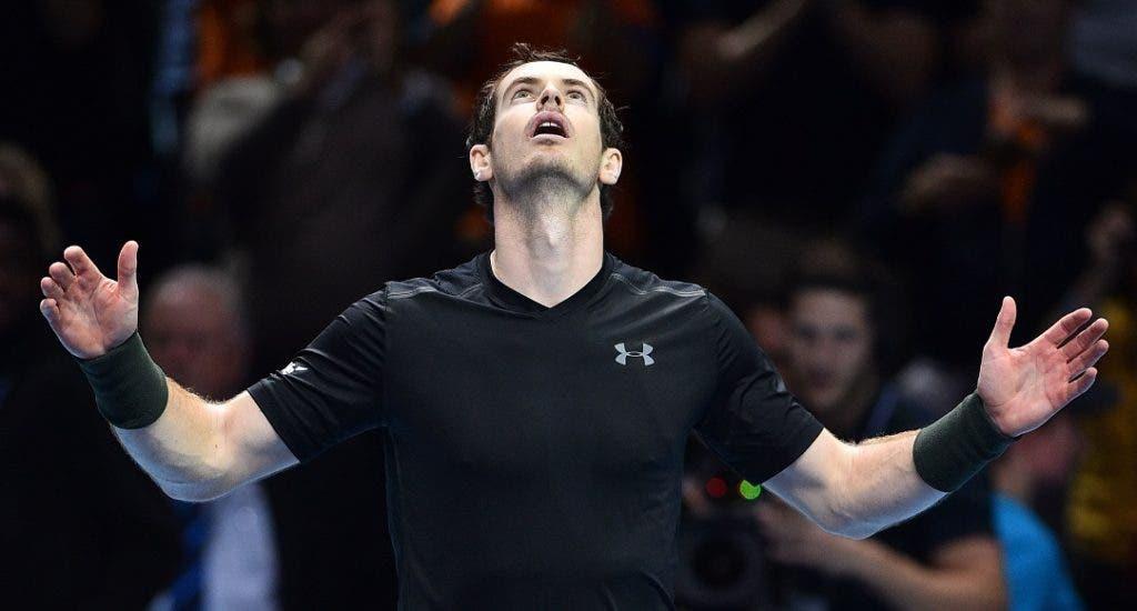Murray vence batalha épica e obriga Djokovic a vencer as ATP Finals para voltar ao topo
