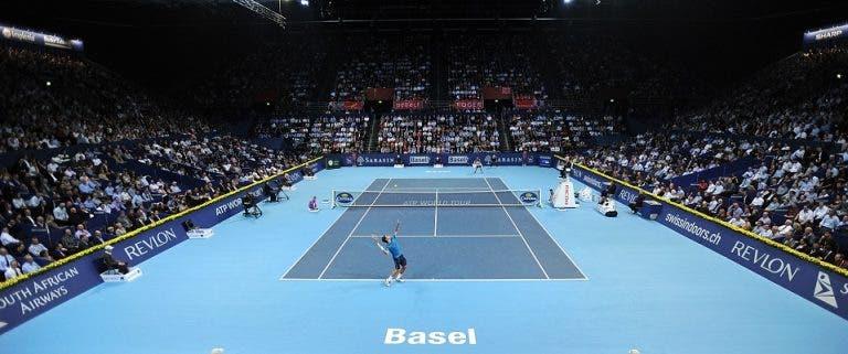 ATP 500 de Basileia quer dar o nome de Federer ao Court Central… mas não está fácil