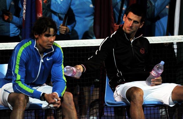 Nadal e o recorde de Federer: «Não devemos esquecer que há outro jogador, chamado Djokovic»