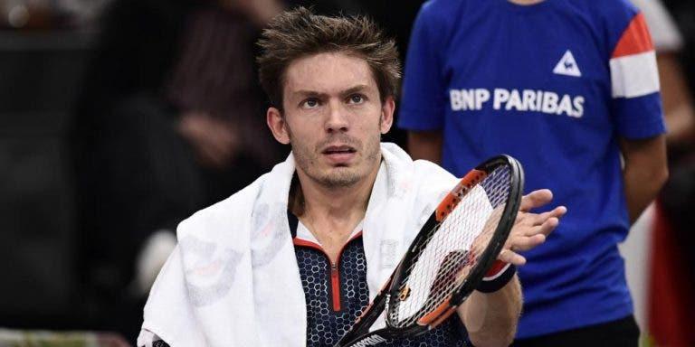 Nicolas Mahut consolida estatuto de tenista com mais wild cards na história dos Grand Slams