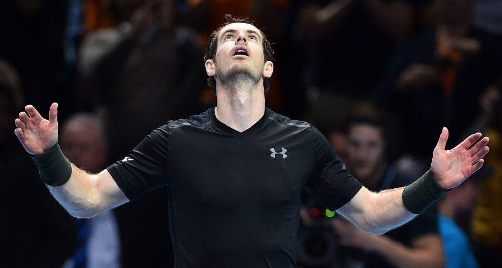 MELHOR DO MUNDO! Murray bate Djokovic, vence ATP Finals e é o número um de 2016