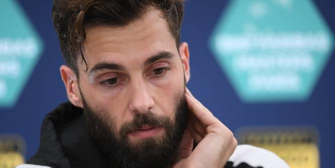 Benoit Paire após perder com João Sousa: «Bom encontro apesar da derrota»