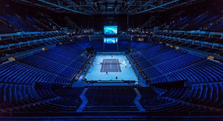Oficial: uma destas cinco cidades vai receber as ATP Finals a partir de 2021