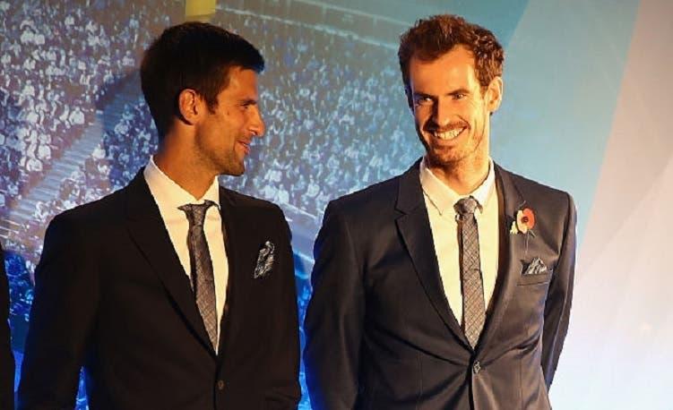 Todos os números: o domínio de Djokovic diante do resto do elenco em Londres