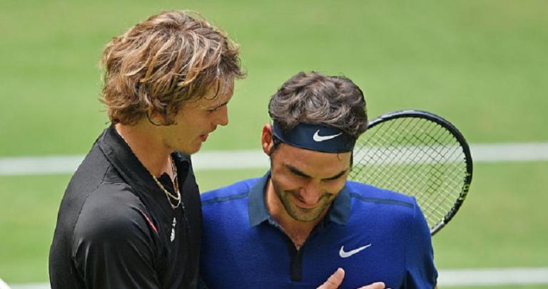 Zverev rejeita a Davis por querer ir de férias mas joga exibição com Federer nessa semana
