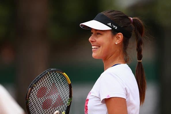 Ana Ivanovic: «Às vezes sinto falta da competição, o ténis foi a minha vida»