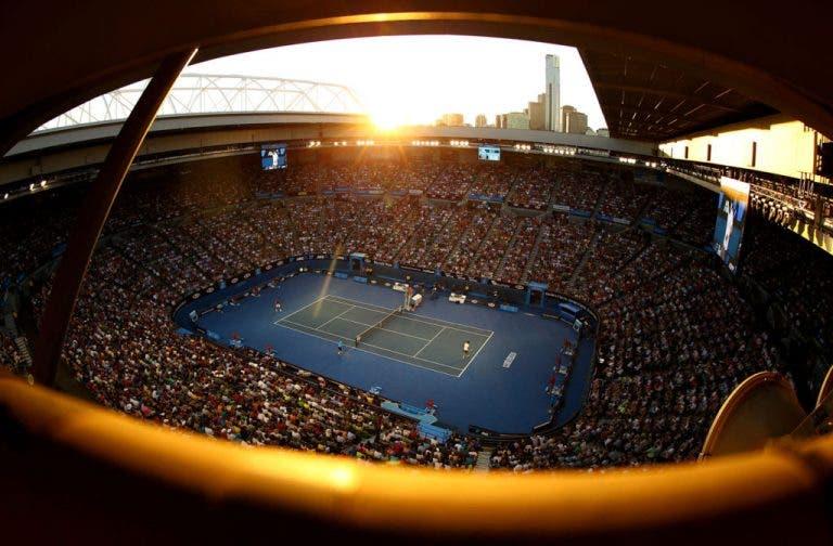 Há dois torneios de ténis entre os eventos desportivos mais pesquisados em 2016