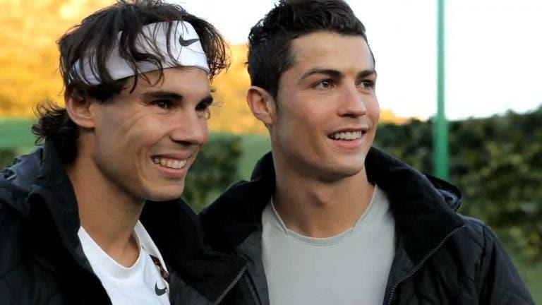 Sousa confessa que Nadal ficou contente… com a Bola de Ouro de Ronaldo!