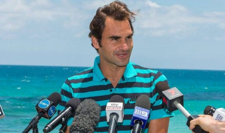 Federer: «Vou jogar mais 2-3 anos, não apenas mais seis meses»