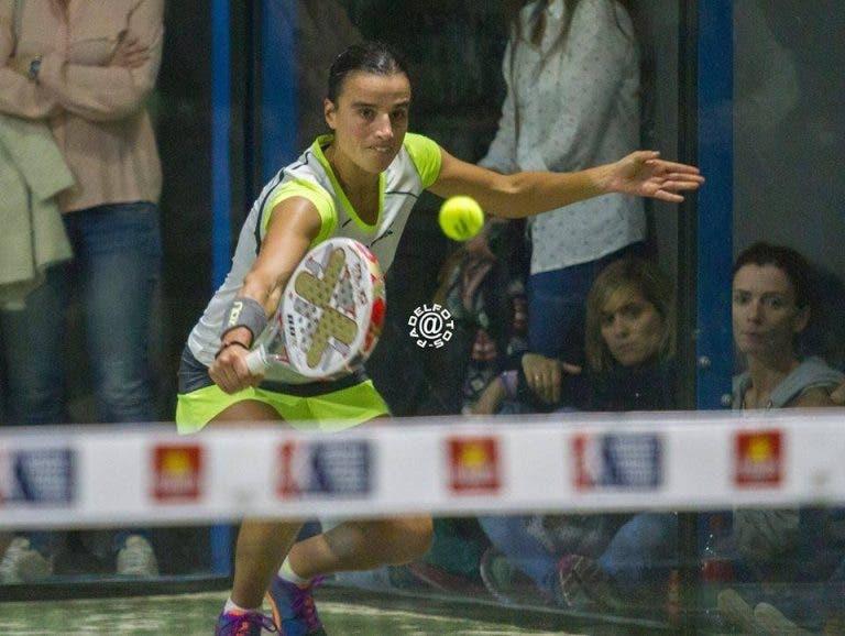 Ana Catarina Nogueira é a única portuguesa sobrevivente no Open da Corunha