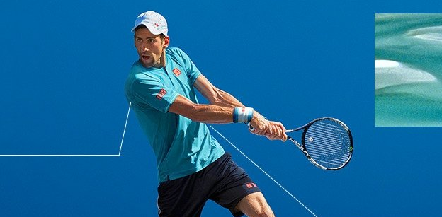 Revelado o equipamento de Novak Djokovic para o Australian Open