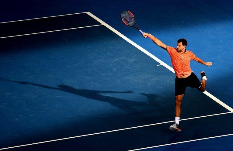 Dimitrov surpreende Raonic e desafia Nishikori na final de Brisbane