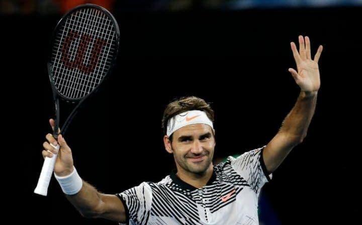Roger Federer vai subir no ranking para a semana… mesmo sem jogar