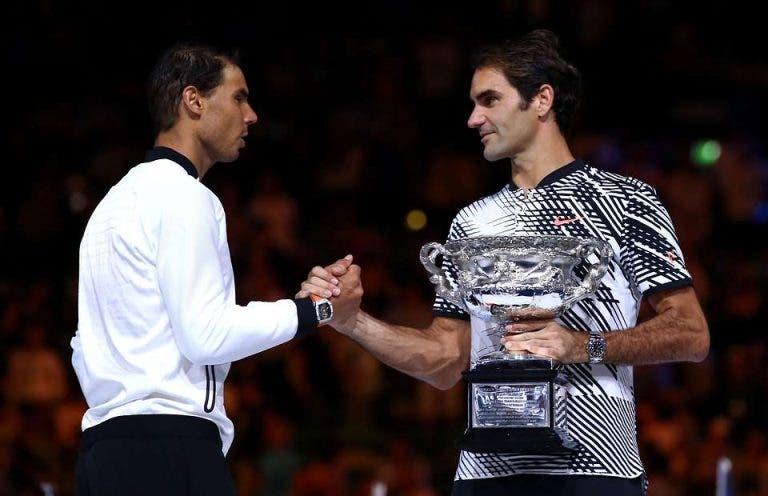 Toni Nadal: «Jogo do Federer não tem segredos para o Rafa mas tudo mudou na final de 2017 no Australian Open»