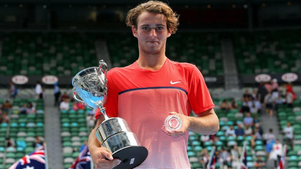 Campeão júnior do Australian Open acusado de manipular resultado