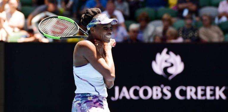 Venus Williams e CoCo Vandeweghe garantem uma finalista americana no Australian Open