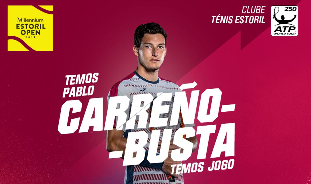 Carreño Busta feliz por voltar: «É um dos torneios com melhor enquadramento para os jogadores»