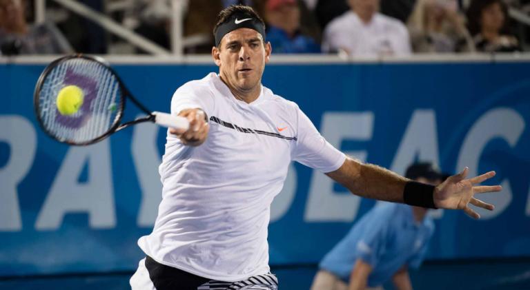 Argentinos noticiaram que Roddick seria o novo treinador de Del Potro e o norte-americano… não sabia