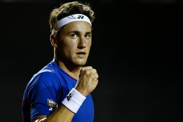 Jovem Casper Ruud recebe wild card para o Rio Open