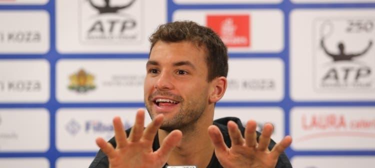 Dimitrov tem grandes ambições: «Quero chegar ao ATP Finals em Londres»