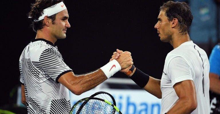 Federer recorda final em Melbourne com Nadal: «Não esperava ganhar o jogo, quanto mais o torneio!»