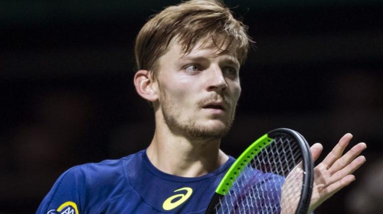 Goffin: «Foi difícil ver Wimbledon pela televisão…»