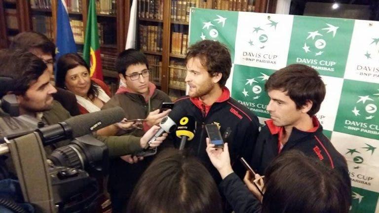 João Sousa: «O nosso favoritismo vai ter de ser provado em campo»
