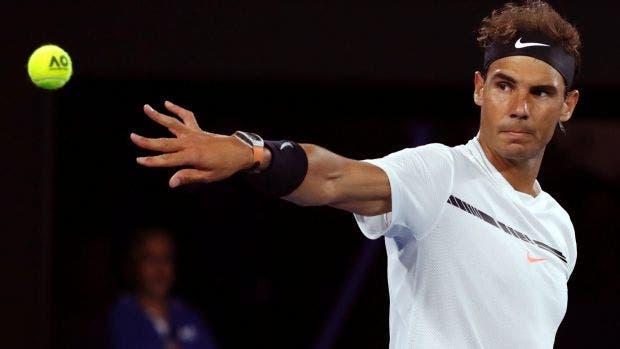 Rafael Nadal está fora do torneio de Roterdão