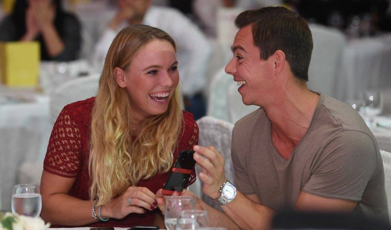 Wozniacki contrata famoso ex-parceiro de treinos de Serena e Azarenka