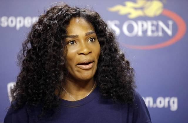Serena Williams revela que está grávida de 20 semanas