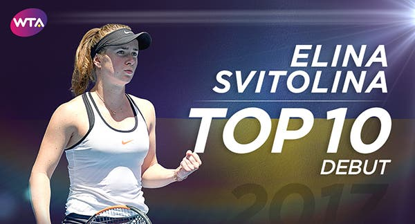 Tsonga e Svitolina no top10
