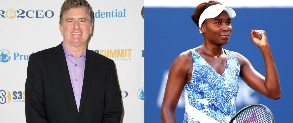 Comentador despedido por comparar Venus a um gorila processa ESPN