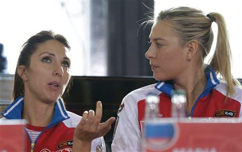 Myskina demite-se da seleção da Fed Cup