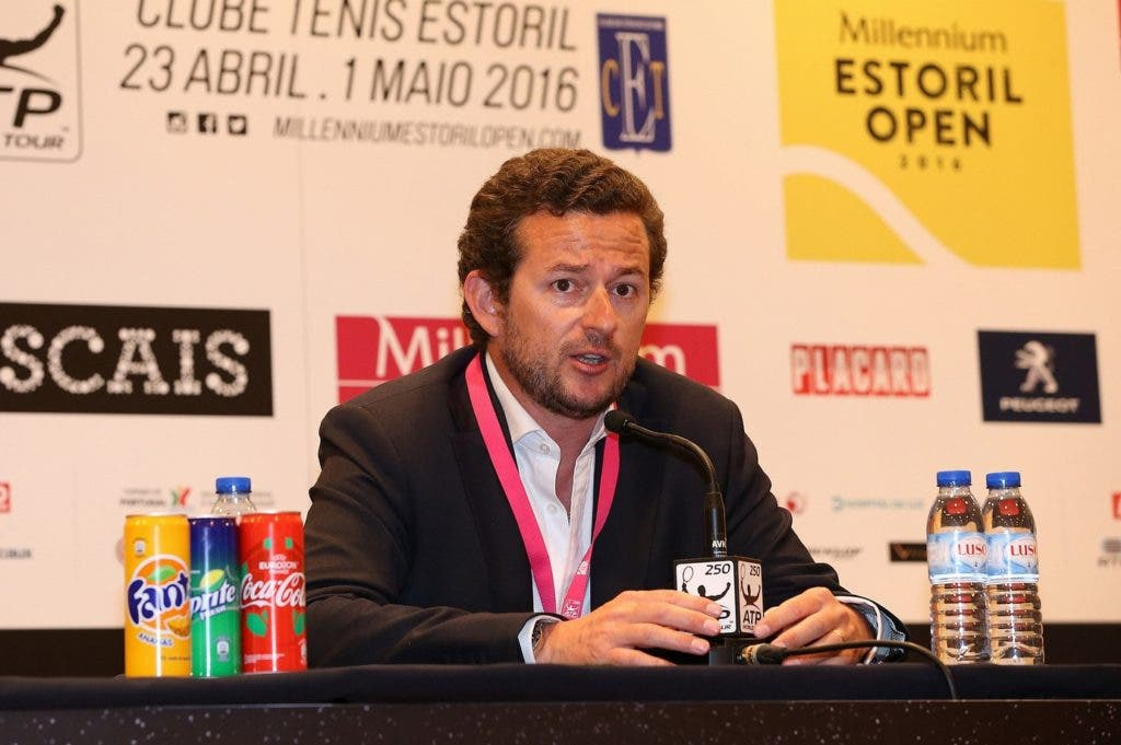 João Zilhão: «O sonho do João Sousa é ganhar o Millennium Estoril Open. Ninguém quer mais do que ele»