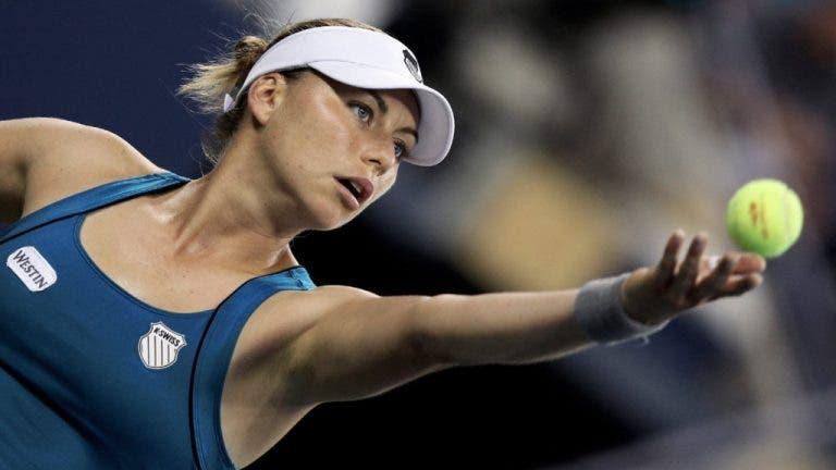 Há uma ex-número dois mundial pronta a regressar ao ténis