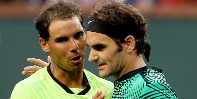 Federer: «Espero que o Nadal jogue em Londres… e bem!»