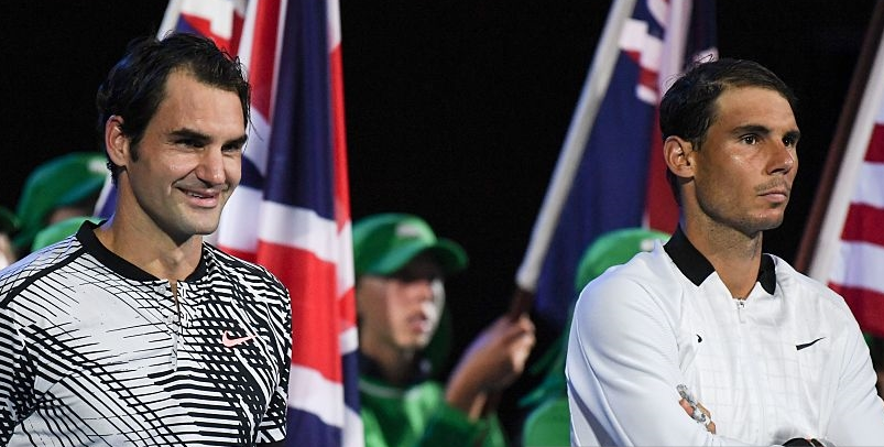 CONFIRMADO. Indian Wells vai receber o 36.º duelo entre Federer e Nadal