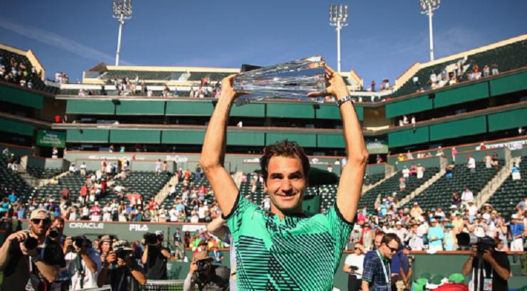 Federer bate mais um recorde de longevidade e faz o que já não conseguia há 11 (!) anos