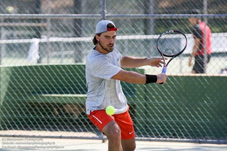 João Monteiro de regresso a torneios Future após receber wild card na Beloura