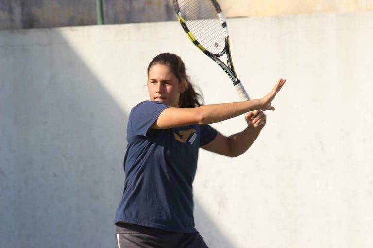 Lúcia Quitério está na 3.ª ronda do Europeu de Juniores na Suíça