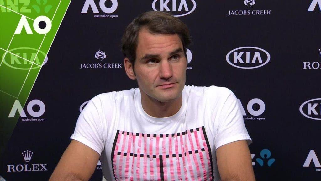 Federer discorda de Murray sobre wild cards de Sharapova