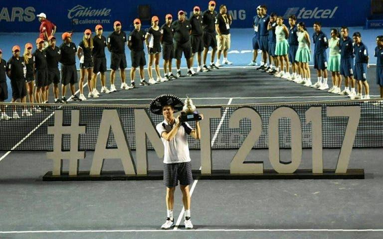 Querrey regressa ao top 30 e Murray aumenta distância para Djokovic