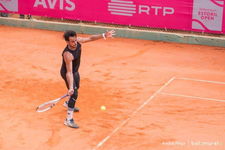 Gil estreia-se com vitória arrasadora no Challenger de Santo Domingo