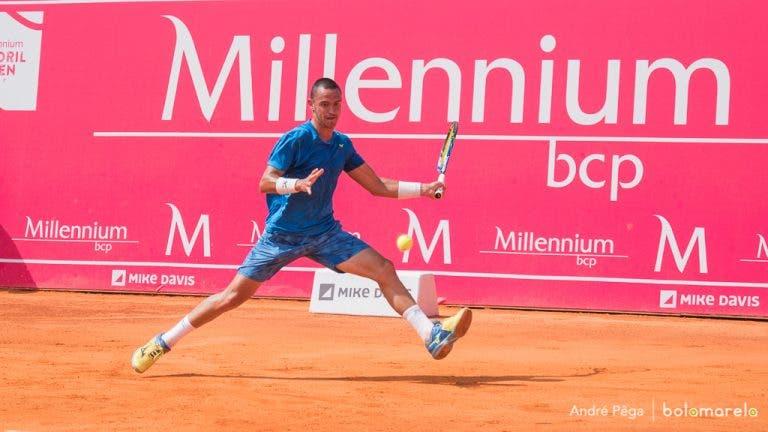 Gonçalo Oliveira tem estreia marcada para amanhã no regresso aos torneios Challenger